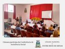 Câmara marca presença na Conferência de Assistência Social