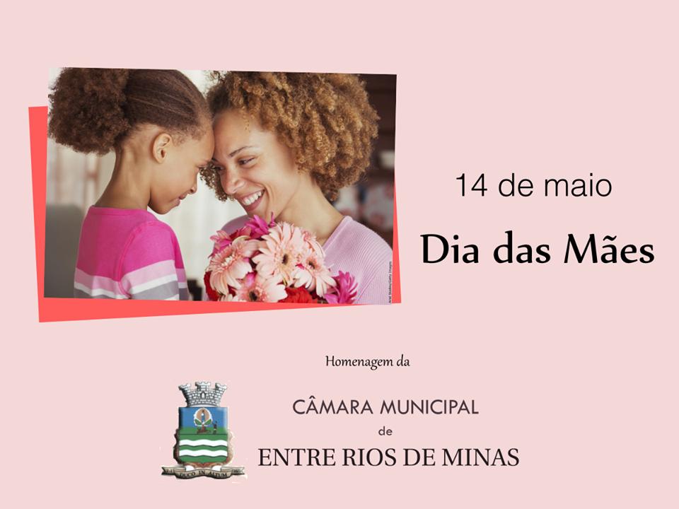 Mensagem da Câmara Municipal pelo Dia das Mães