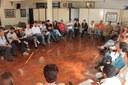 Moradores e Poder Público discutem sobre a segurança no entorno da Igreja Matriz
