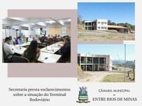 Secretaria presta esclarecimentos sobre situação do Terminal Rodoviário Mário Alves de Andrade
