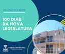 Legislatura 2021-2024 completa 100 dias na representação do interesse dos cidadãos