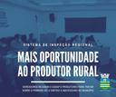 Mais oportunidade ao produtor rural